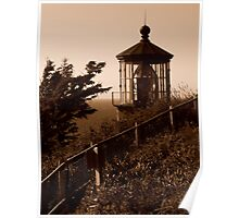 Cape Meares Lighthouse ~ Part Two Poster