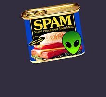 SPAM - Sliced Processed Alien Meat Unisex T-Shirt