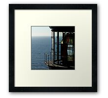Cape Meares Lighthouse ~ Part Three Framed Print