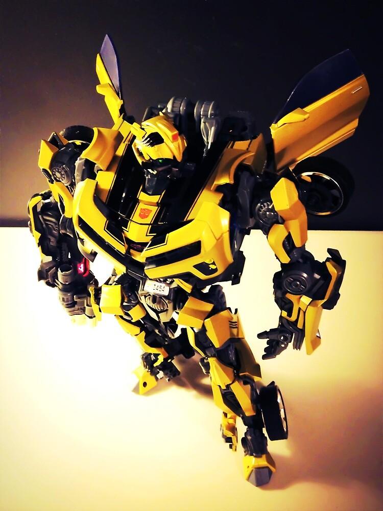 Transformers Bumblebee by kchm76