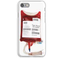 Tigerblood iPhone Case/Skin