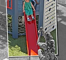 Red slide by awefaul