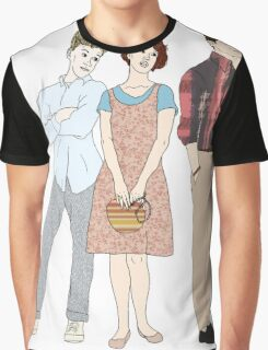 Sixteen Candles Graphic T-Shirt