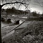 Bridge over The River Swale by TinDog