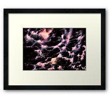 And all the men Framed Print