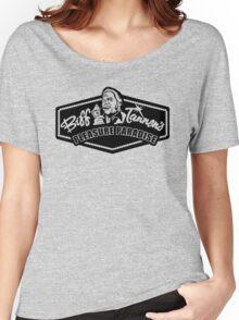 Biff Tannen's Pleasure Paradise Women's Relaxed Fit T-Shirt