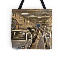 car ferry Tote Bag