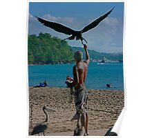 The Man and the Seabirds 5 Poster