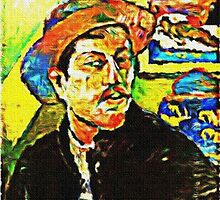 GAUGUIN AFTER GAUGUIN by Terry Collett