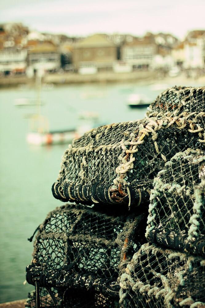 Lobster pots by lorrainem