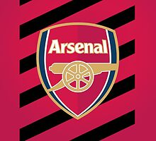 ARSENAL red by arisfebriyanto