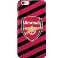 ARSENAL red iPhone Case/Skin