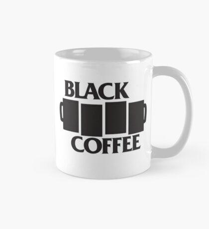Black Coffee Punks Mug