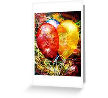 DON'T WORRY ~ BE HAPPY! Greeting Card