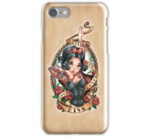 Waiting For Loves True Kiss iPhone Case/Skin