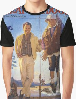 THE GREAT OUTDOORS (1988) Graphic T-Shirt