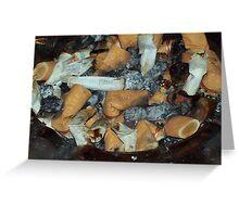 Cigarettes Will Kill You Greeting Card