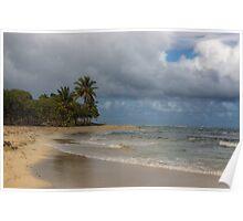 Ocean View - Dominican Republic Poster