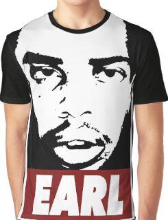 Earl Sweatshirt Graphic T-Shirt