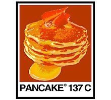 PANCAKE 137C Photographic Print