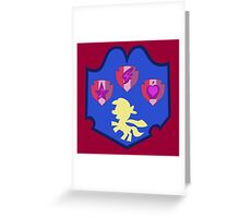 My little Pony - Crusaders Cutie Mark Special Greeting Card