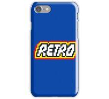 Retro | 8 Bit 80s Geek iPhone Case/Skin