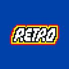 Retro | 8 Bit 80s Geek by BootsBoots