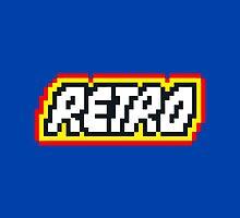 Retro | 8 Bit 80s Geek by BootsBoots
