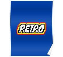 Retro | 8 Bit 80s Geek Poster
