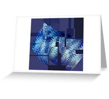 Cerulean.. Greeting Card