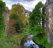 Dean Village by Tom Gomez
