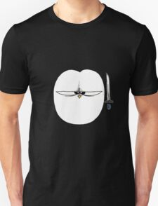 Fat Penguin Ninja Unisex T-Shirt