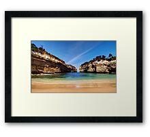 """""""Loch Ard Gorge 2.0"""" Framed Print"""