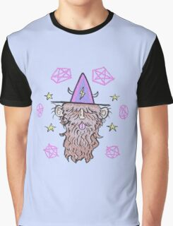 Mustachiosorcerer Graphic T-Shirt