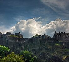 The Castle on the Rock by Tom Gomez