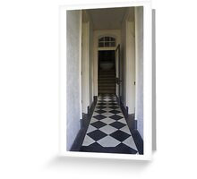 Hallway to the Light Greeting Card