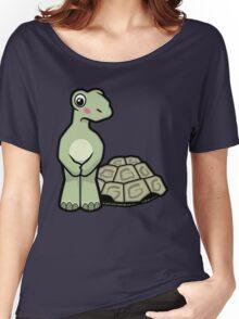 Tort-ally Naked Tortoise Women's Relaxed Fit T-Shirt