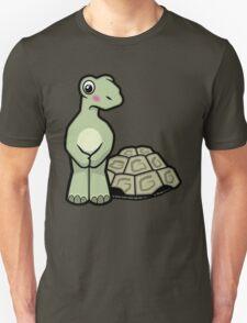 Tort-ally Naked Tortoise Unisex T-Shirt