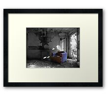 The Guest Room Framed Print