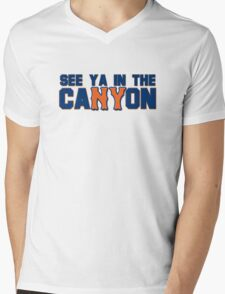 See You In The Canyon Mens V-Neck T-Shirt