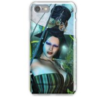 Madhatter dream garden ~ iphone case iPhone Case/Skin