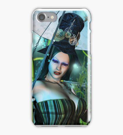 Madhatter dream garden ~ iphone case iPhone Case/Skin