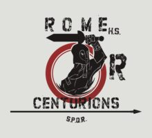 Rome Centurions - Light by Todd3point0