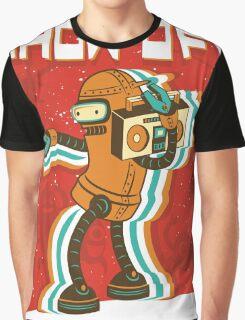 Intergalactic Show-off Graphic T-Shirt