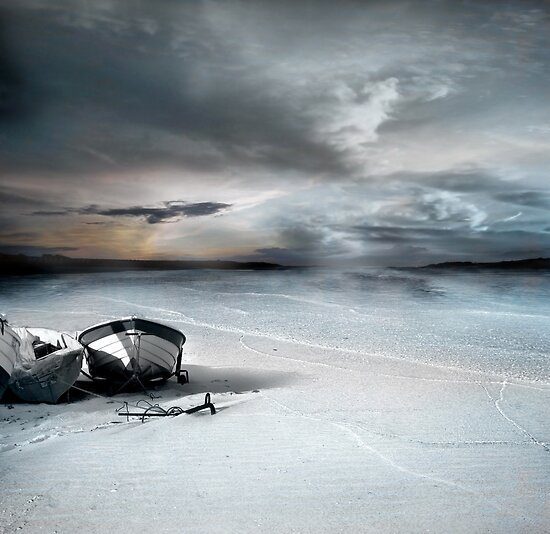 Stranded by PhotoDream Art