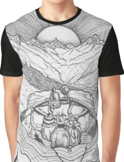 The Unknown Path... Graphic T-Shirt