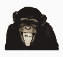 Monkey Sepia Kids Clothes