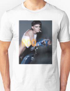 rooney is my heroine. Unisex T-Shirt