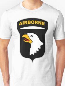 101st Airborne Insignia Unisex T-Shirt