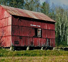 Heldman Farm by Jeanne Sheridan